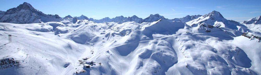 Narty Alpy